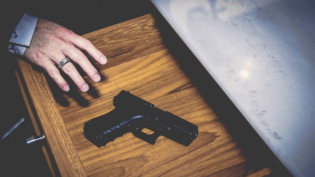 Armed and Aging: Should Seniors Be Allowed to Keep Guns?-Image