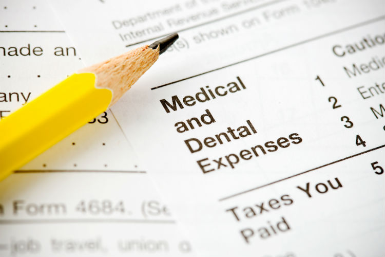 What Medical Expenses Can Be Written off on Taxes