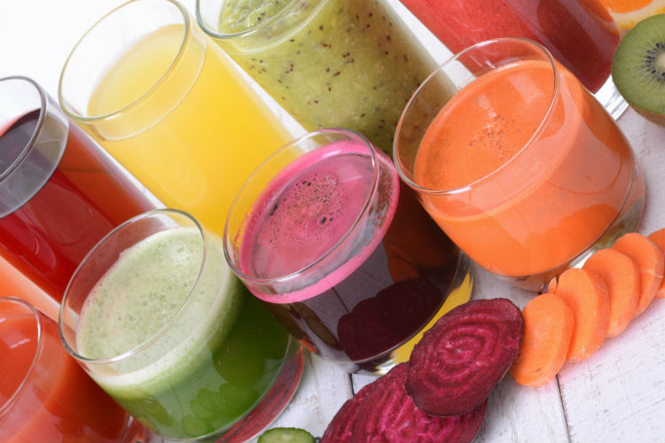 How Seniors Can Reap the Health Benefits of Juicing-Image