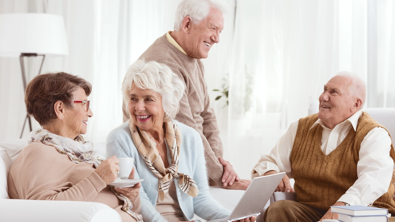 Can Couples Live Together in Senior Living Communities?-Image