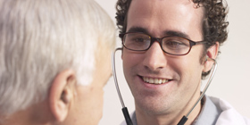 Preparing a Senior with Dementia for a Doctor's Visit-Image