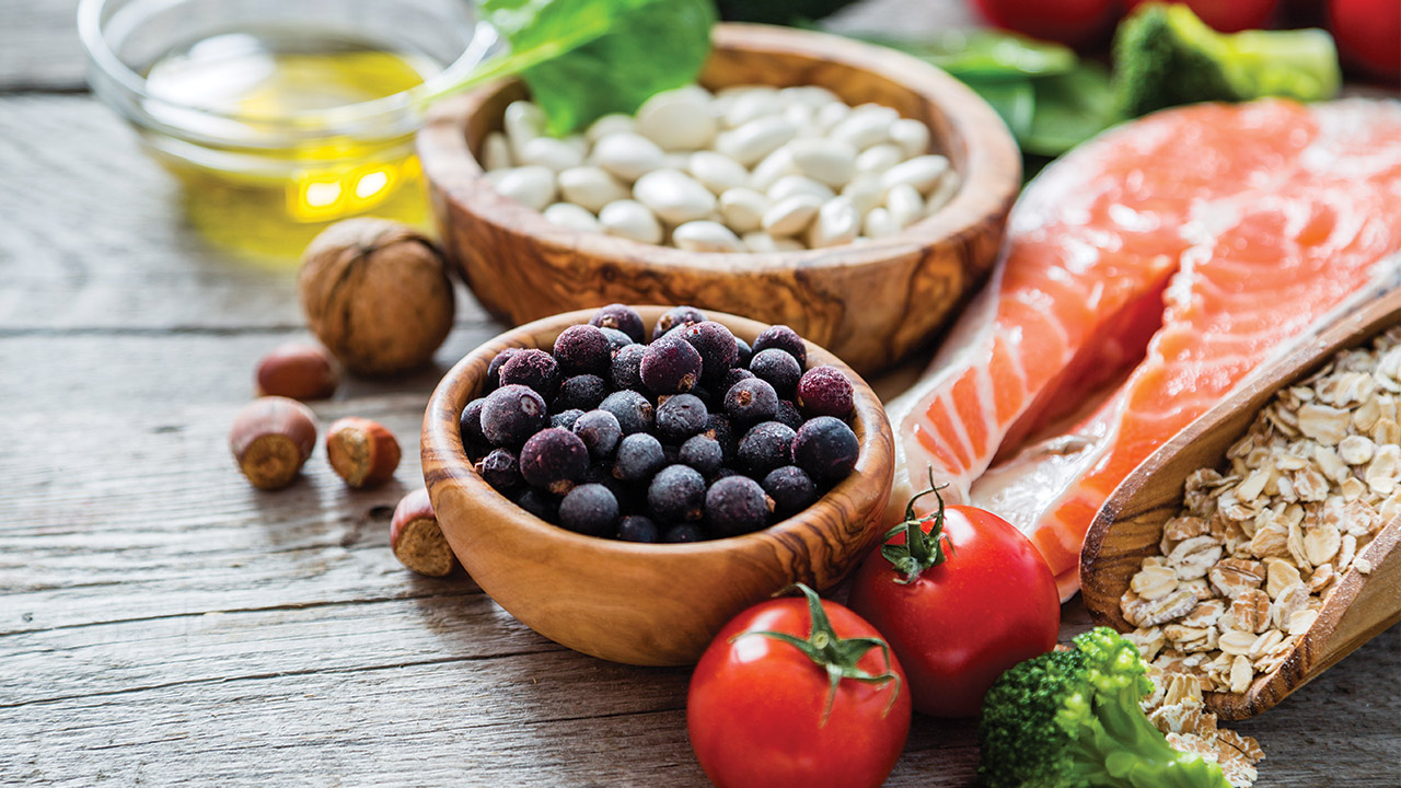 Top 14 Antioxidant-Rich Foods For Super Health Benefits-Image