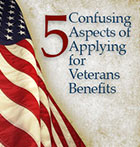 Applying for Veterans Benefits Can Be Confusing