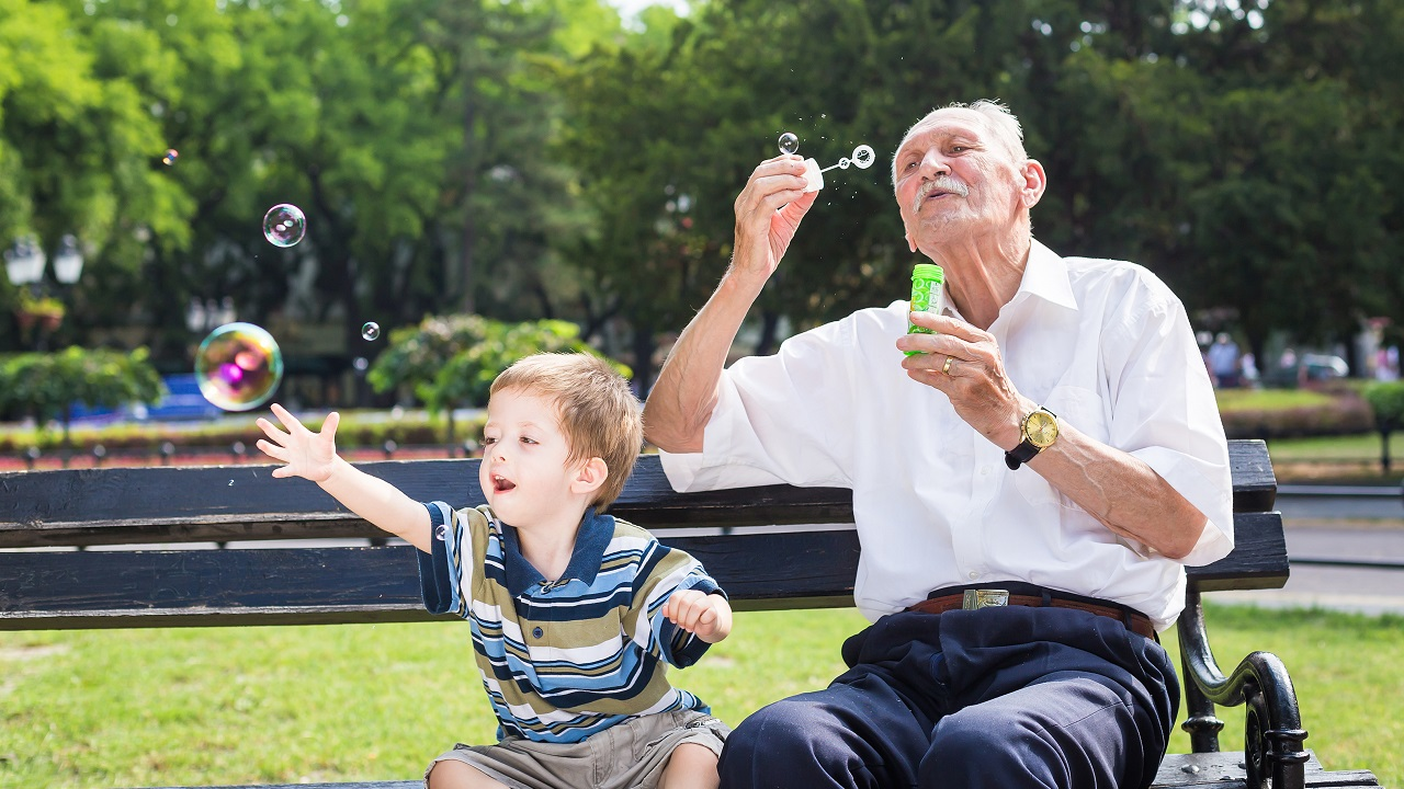 The Importance of Grandparents-Image