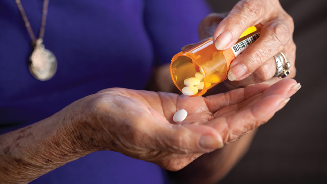 Summer Weather Doesn't Mix With Some Medications-Image