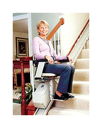 stair lifts for getting seniors upstairs - Lift Up Stairs