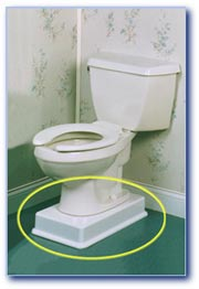 Toilet Seat Raiser By MedWay Corp Product Review