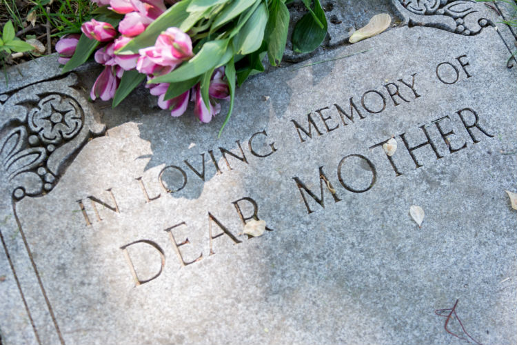 Image result for grave on mothers day images
