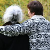 """Having """"The Talk"""" with Elders - Conversations on End of Life issues"""