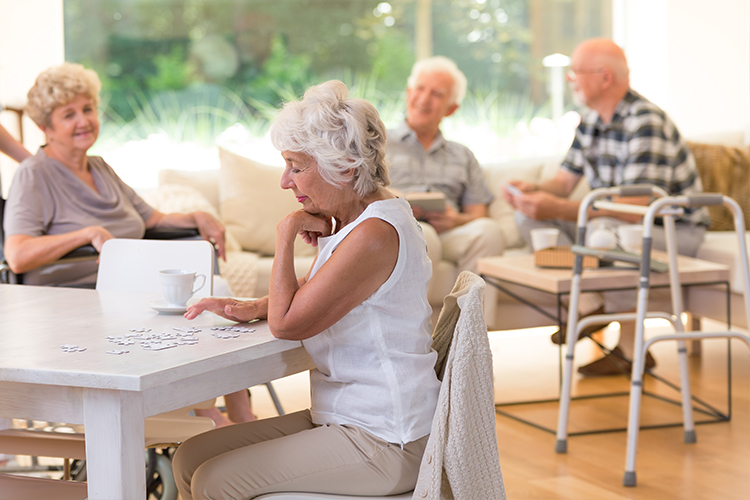 The Social Side of Assisted Living: Activities and Events-Image