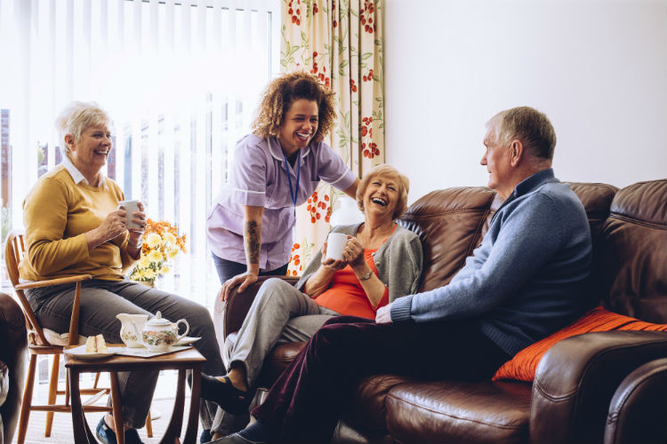 Adult Day Care Can Fill a Gap for Seniors and Their Caregivers-Image