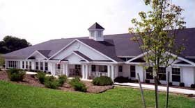 Woodcrest Commons, a DePaul Senior Living Com at Henrietta, NY