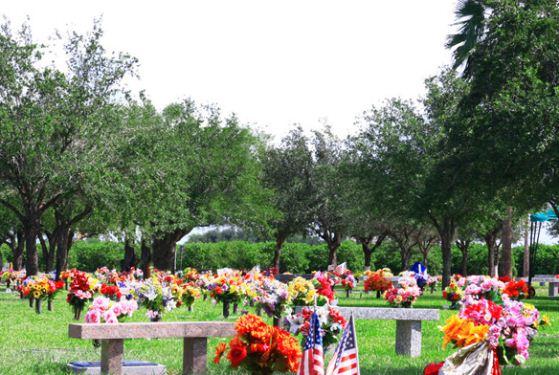 palm valley memorial gardens pharr tx cemetery