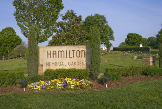 Hamilton Memorial Gardens at Hixson, TN