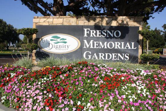 Fresno Memorial Gardens at Fresno, CA