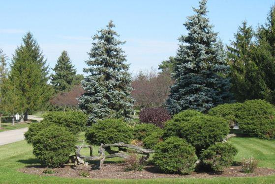 Greenlawn Memorial Park at Fort Wayne, IN