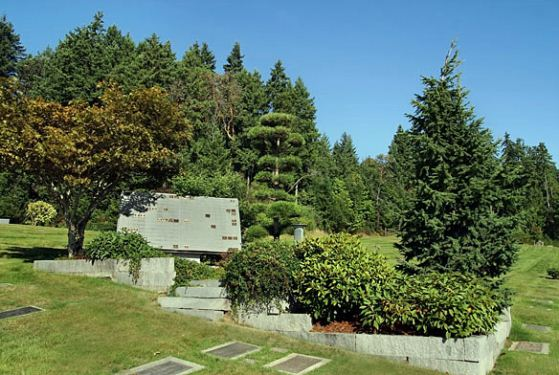 Miller-Woodlawn Memorial Park at Bremerton, WA