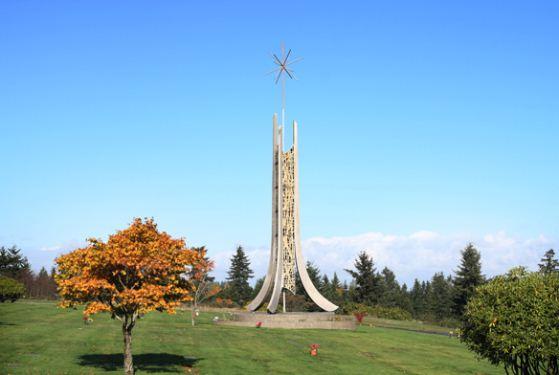 Cypress Lawn Memorial Park at Everett, WA