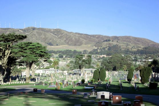 Woodlawn Memorial Park at Colma, CA