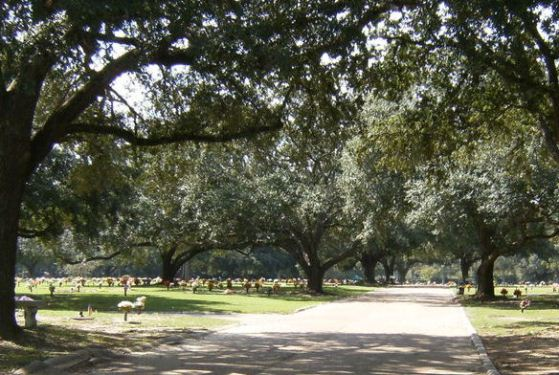 Greenoaks Memorial Park at Baton Rouge, LA