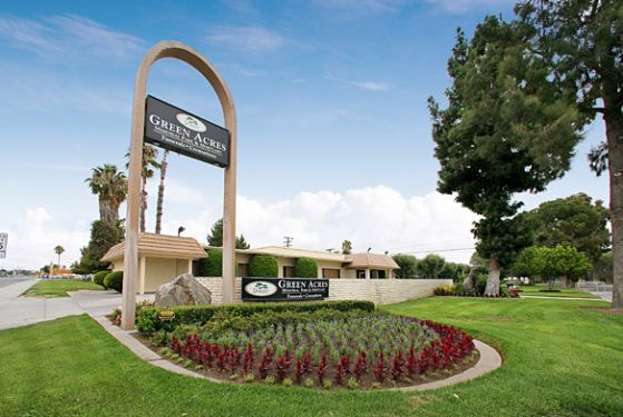 Green Acres Memorial Park at Bloomington, CA