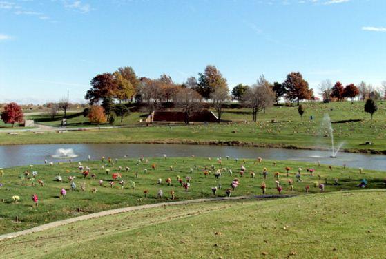 Mount Moriah Terrace Park Cemetery at Kansas City, MO