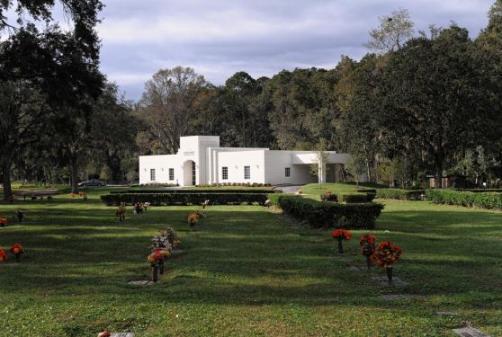 Greenlawn Cemetery at Jacksonville, FL