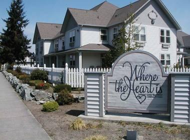 Where the Heart Is at Burlington, WA
