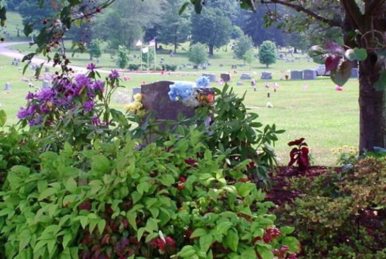 New Gray Cemetery at Knoxville, TN