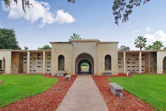 Volusia Memorial Park at Ormond Beach, FL