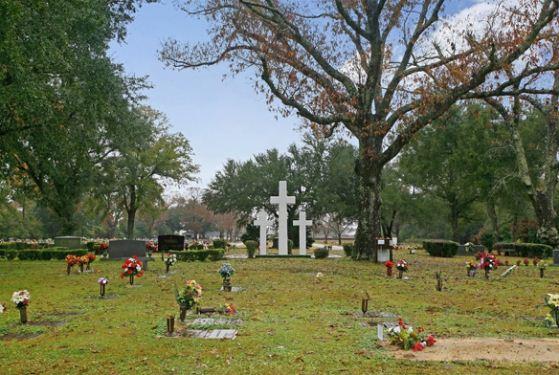 Eastern Gate Memorial Gardens at Pensacola, FL