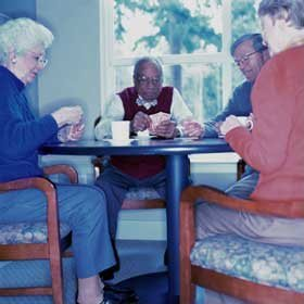 Comfort Living for Seniors at Vacaville, CA