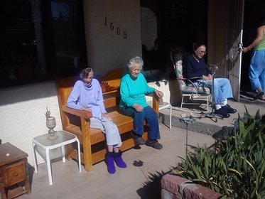 Touched by A White Dove Assisted Living at Albuquerque, NM