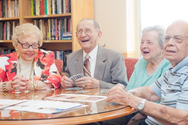 Oak Park Arms Retirement Community at Oak Park, IL