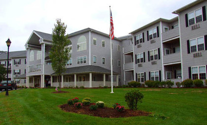 The village at kensington place meriden ct assisted for Kensington retirement home