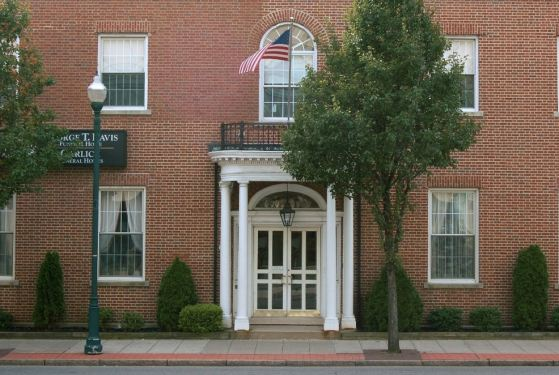 George T. Davis Funeral Home at New Rochelle, NY