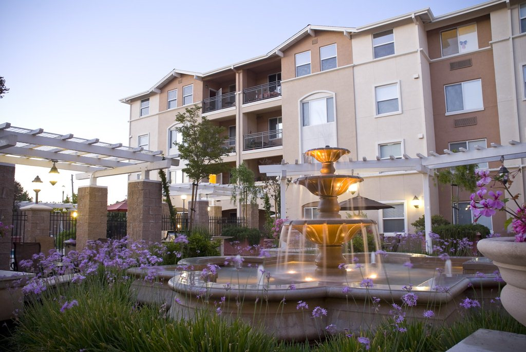 Heritage Estates Senior Apts. at Livermore, CA
