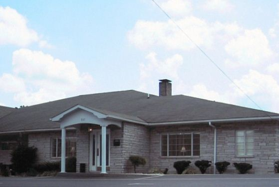 Coffey Funeral Home at Harrogate, TN