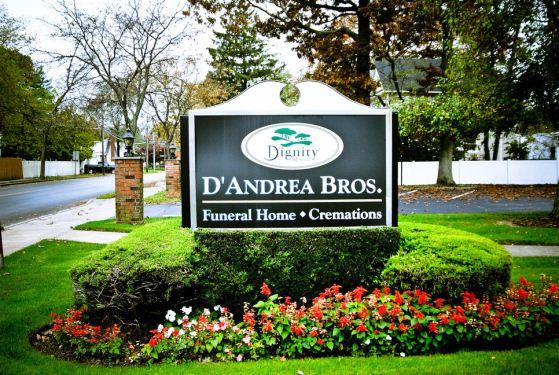 D'Andrea Bros.Funeral Home at Copiague, NY