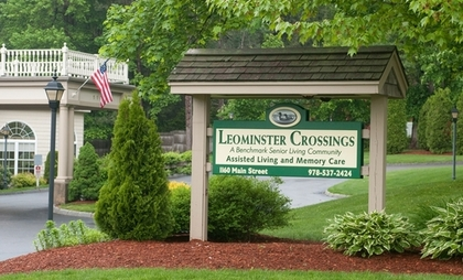 Benchmark Senior Living at Leominster Crossings at Leominster, MA