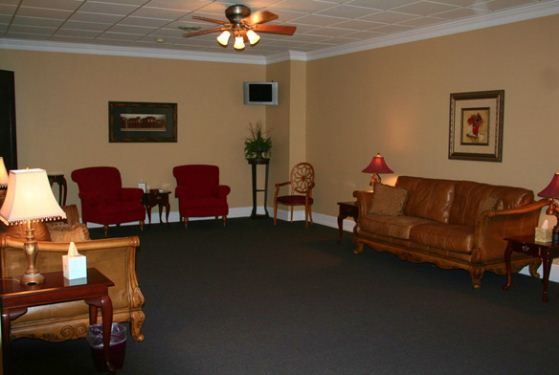 Chapel Hill Funeral Home at Anniston, AL