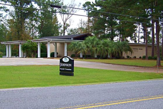 Johnson Funeral Home at Georgiana, AL