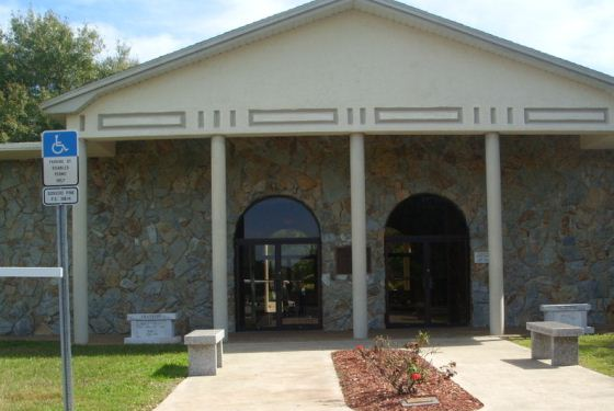 Fero Funeral Home with Crematory at Beverly Hills, FL