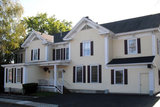 Bennett Funeral Home at Concord, NH