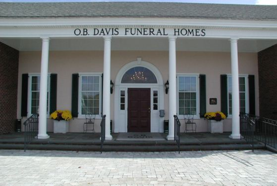 O. B. Davis Funeral Homes at Port Jefferson Station, NY