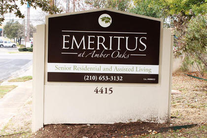 Emeritus at Amber Oaks at San Antonio, TX