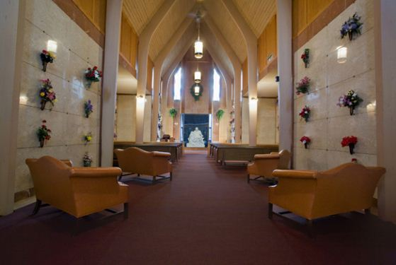 Chattanooga Funeral Home, Crematory & Florist-North Chapel at Hixson, TN