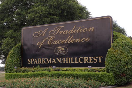 Sparkman/Hillcrest Funeral Home at Dallas, TX