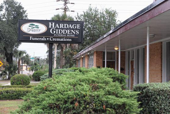 Hardage-Giddens Funeral Home at Jacksonville, FL