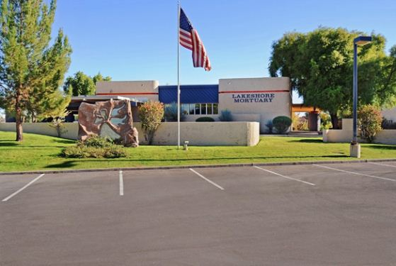 Lakeshore Mortuary at Mesa, AZ